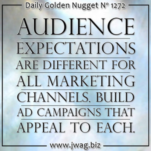 The Complete Picture: JCK Talks - Multi-Channel Marketing for Real World Retailers daily-golden-nugget-1272-18