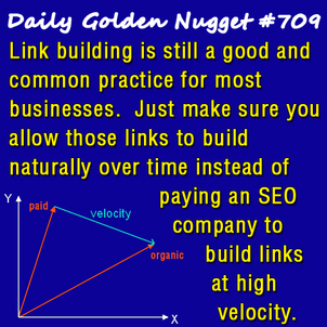 High Velocity Link Building is Bad 10-daily-golden-nugget-709