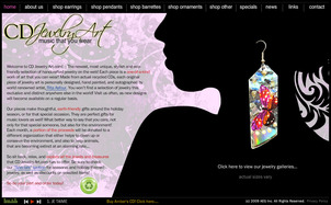 Jewelry Website Reviews in Malibu, California 1145-cd-jewelry-art-home-page-27
