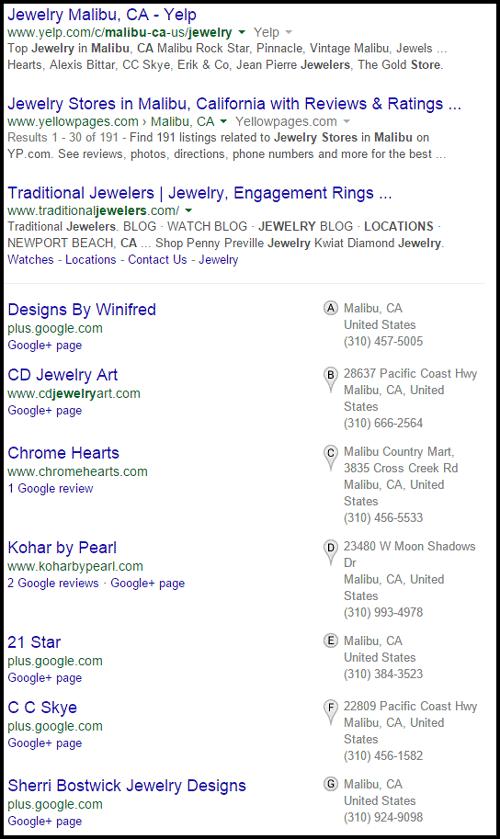 Jewelry Website Reviews in Malibu, California 1145-jewelry-stores-malibu-ca-SERP-46