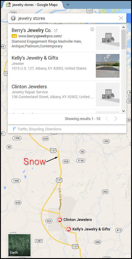 Clinton Jewelers Website Review 1160-google-maps-search-jewelers-nearby-16