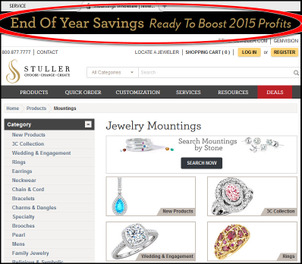 Clinton Jewelers Website Review 1160-stuller-site-90