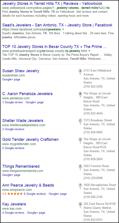 C. Aaron Penaloza Jewelers Website Review  1170-jewelry-stores-in-Terrell-Hills-Texas-38