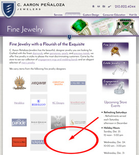 C. Aaron Penaloza Jewelers Website Review  1170-penaloza-fine-jewelry-page-79