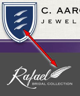 C. Aaron Penaloza Jewelers Website Review  1170-penaloza-logos-88