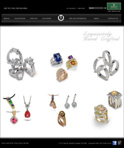 Coffin and Trout Fine Jewellers Website Review 1195-collections-90