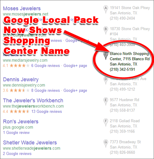 Google+ Local Now Shows Shopping Mall Information 1200-local-pack-example1-43