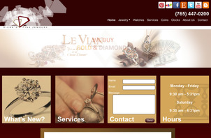 Vierks Fine Jewelry Website Review 1225-vierks-home-ipad-82