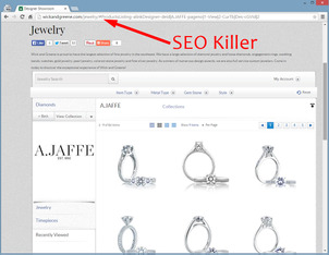 Wick and Green Jewelers Website Review 1245-seo-killer-39