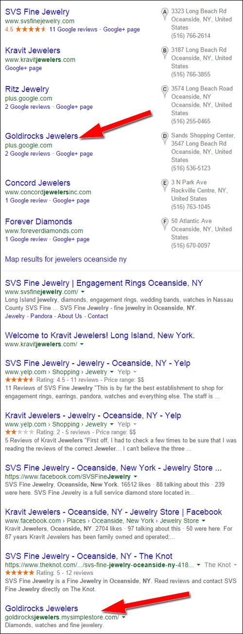 Goldirocks Jewelers Website Review 1250-serp-jewelers-oceanside-ny-54