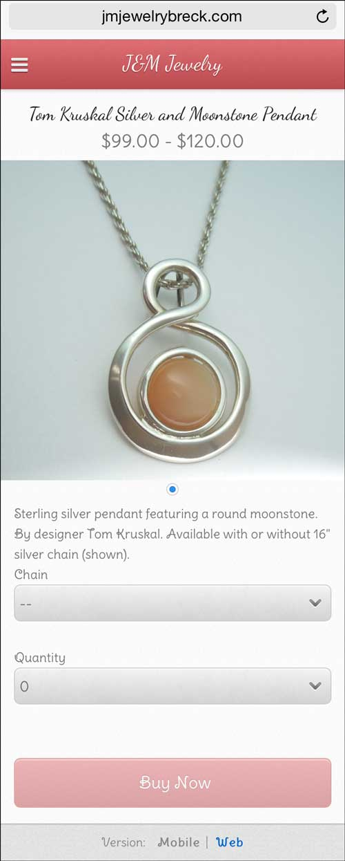 J&M Jewelry Mobile Website Review 1275-moonstone-pendant-detail-79