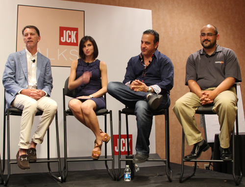 JCK Talks 2015: How the game is changing: Big Data in Retail 1278-big-data-panelists-55