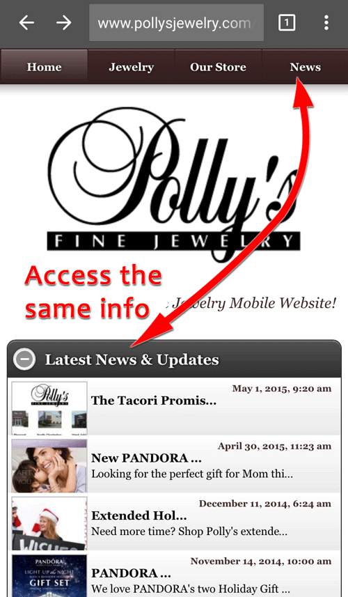 Pollys Fine Jewelry Website Review 1280-latest-news-42
