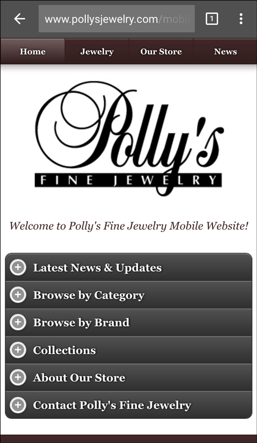 Pollys Fine Jewelry Website Review 1280-pollys-fine-jewelry-home-36