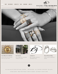 Barry Peterson Jewelers Website Review 1285-barry-peterson-jewelers-home-88