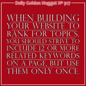 Keyword Research to rank for Website Topics 1314-daily-golden-nugget-917