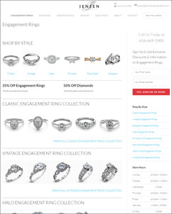 Jensen Jewelers Website Review 1320-jensen-engagement-ring-page-32