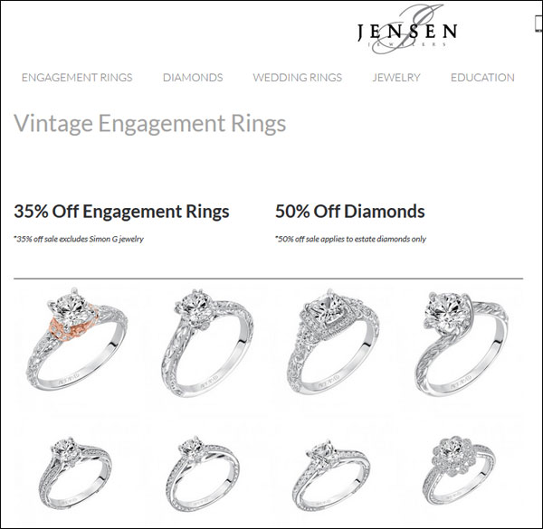 Jensen Jewelers Website Review 1320-vintage-engagement-rings-61