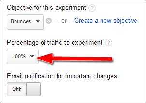 Google Website Optimizer is Now Google Experiments TBT 1334-experiment-setup3-70