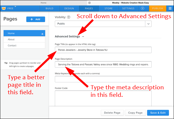 How to Edit Page Titles and Meta Descriptions in Weebly 1337-advanced-setting-14