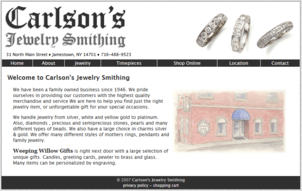 Carlsons Jewelry Smithing Website Review 1350-carlsons-jewelry-smithing-home-97