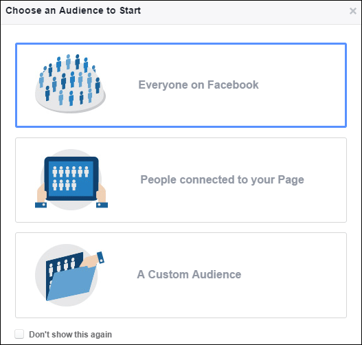 Directions for First Time Users of Facebook Audience Insights: Holiday 2015 Run-up 1353-choose-audience-start-37