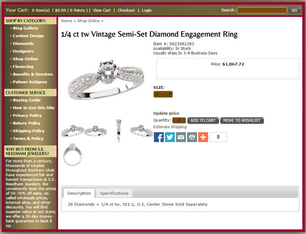 S.E. Needham Jewelers Website Review 1355-product-catalog-8