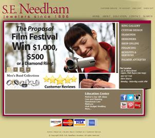 S.E. Needham Jewelers Website Review 1355-seneedham-home-40