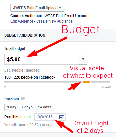 How-to Boost a Facebook Post TBT: : Holiday 2015 Run-up 1359-boost-budget-settings-62