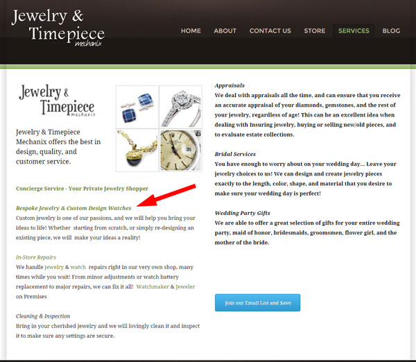 Jewelry & Timepiece Mechanix Website Review 1375-mechanix-services-90