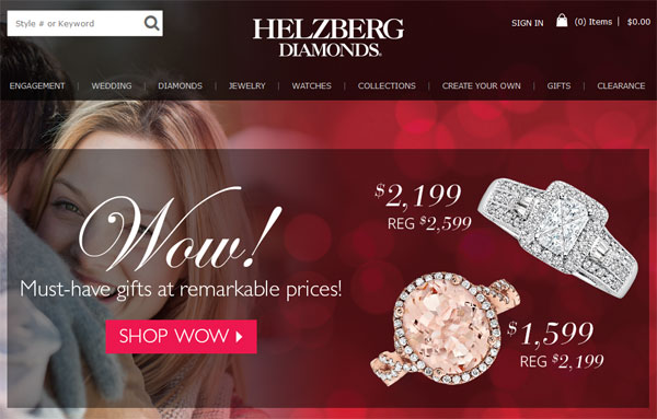 Decorating Your Website For the Holidays TBT 1399-helzberg-diamonds-86