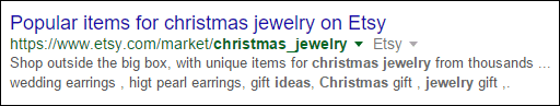 Christmas Specific SERP Review 1415-etsy-serp-73