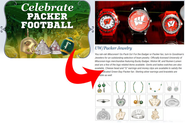 Goodmans Jewelers FridayFlopFix Review 1430-celebrate-packer-hero1-35