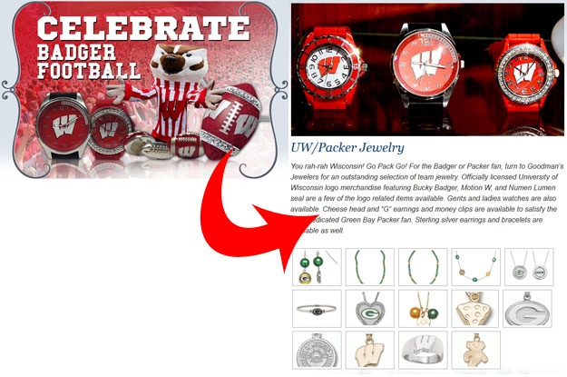 Goodmans Jewelers FridayFlopFix Review 1430-celebrate-packer-hero2-79