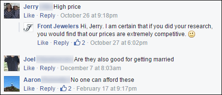 Left Unchecked, Comments On Your Facebook Ad Will Kill Its Effectiveness 1453-bad-comments-39