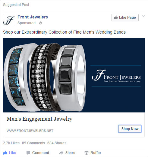 Left Unchecked, Comments On Your Facebook Ad Will Kill Its Effectiveness 1453-sponsored-post-90