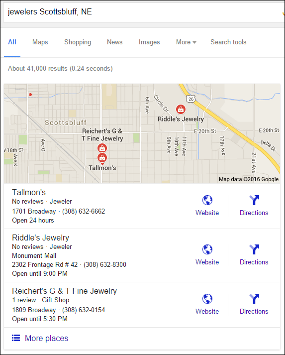 Tallmons Jewelry FridayFlopFix Website Review 1455-jewelers-scottsblff-ne-serp-25