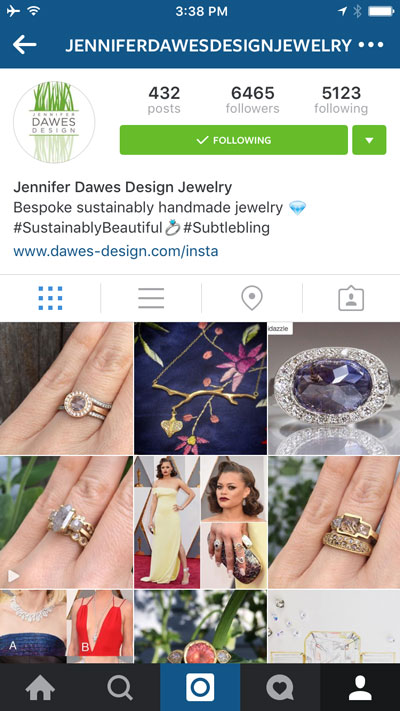 Instagram Is Changing, But Brands Should Still Use It 1482-instagram-jennifer-designs-29
