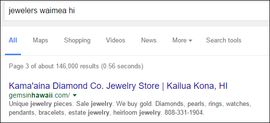 Kamaaina Diamond Co. FridayFlopFix Website Review 1495-jewelers-waimea-hi-serp-58