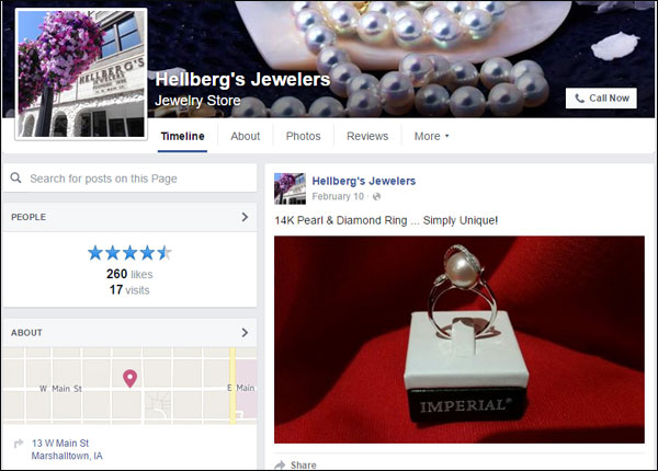Hellbergs Jewelers Website Review 1498-facebook-page-not-updated-97