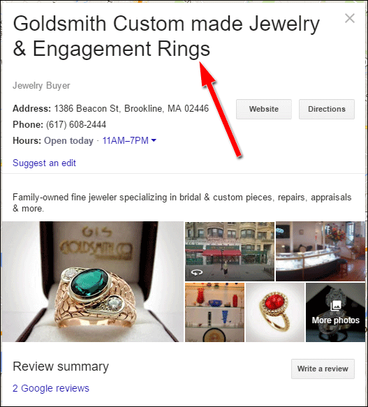 Walters Jewelry FridayFlopFix Website Review 1504-google-policy-violation-40