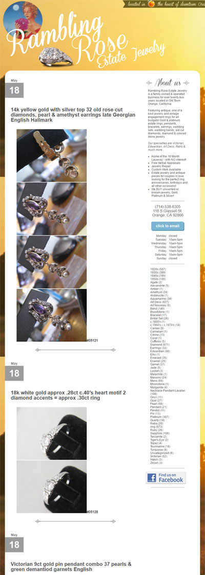 Jewelers in Orange CA - FridayFlopFix Website Reviews 1505-rambling-rose-home-18