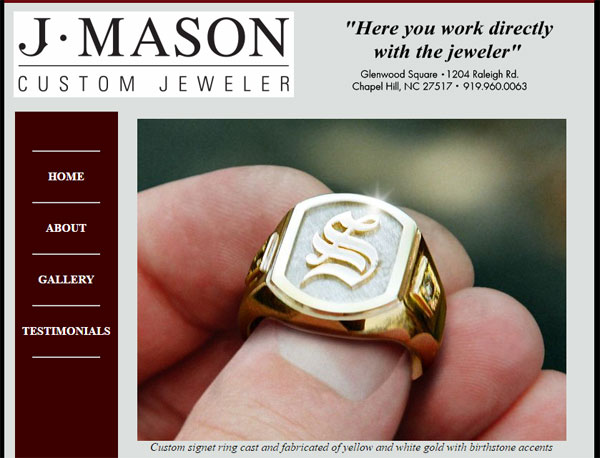 J Mason Custom Jeweler FridayFlopFix Website Review 1511-gallery-page-65