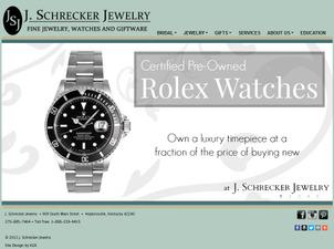 J. Schrecker Jewelry FridayFlopFix Website Review 1515-jschreckerjewelry-home-79
