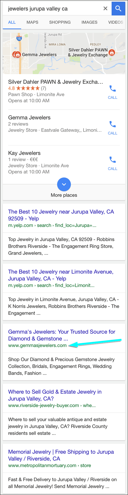 How Jewelers in Jurupa Valley, CA Compete 1524-mobile-serp-8
