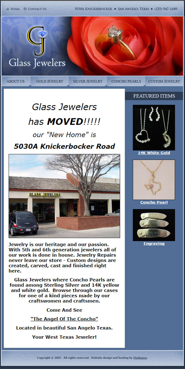 2 Jewelers in San Angelo, TX That Dont Get It 1525-glass-jewelers-home-2
