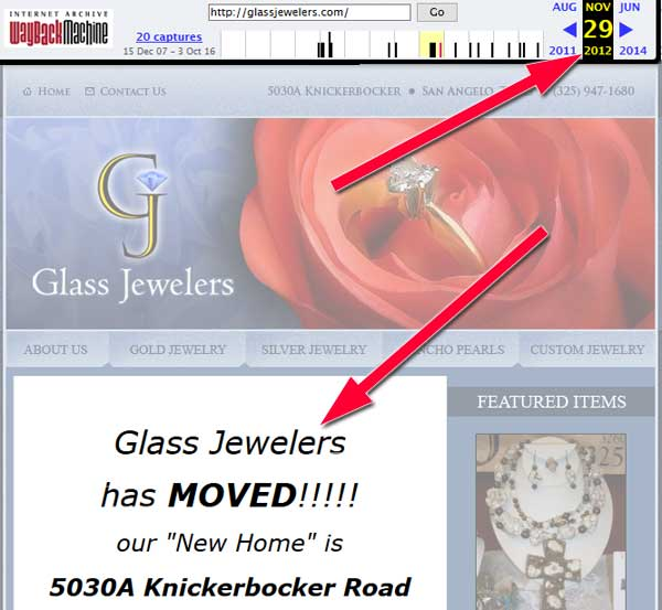 2 Jewelers in San Angelo, TX That Dont Get It 1525-glass-wayback-42