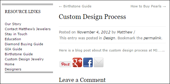 Matthews Jewelers FridayFlopFix Website Review 1527-custom-design-page-44