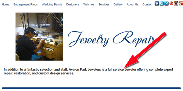 Avalon Park Jewelers Website Re-Review 1530-jewelry-repair-14