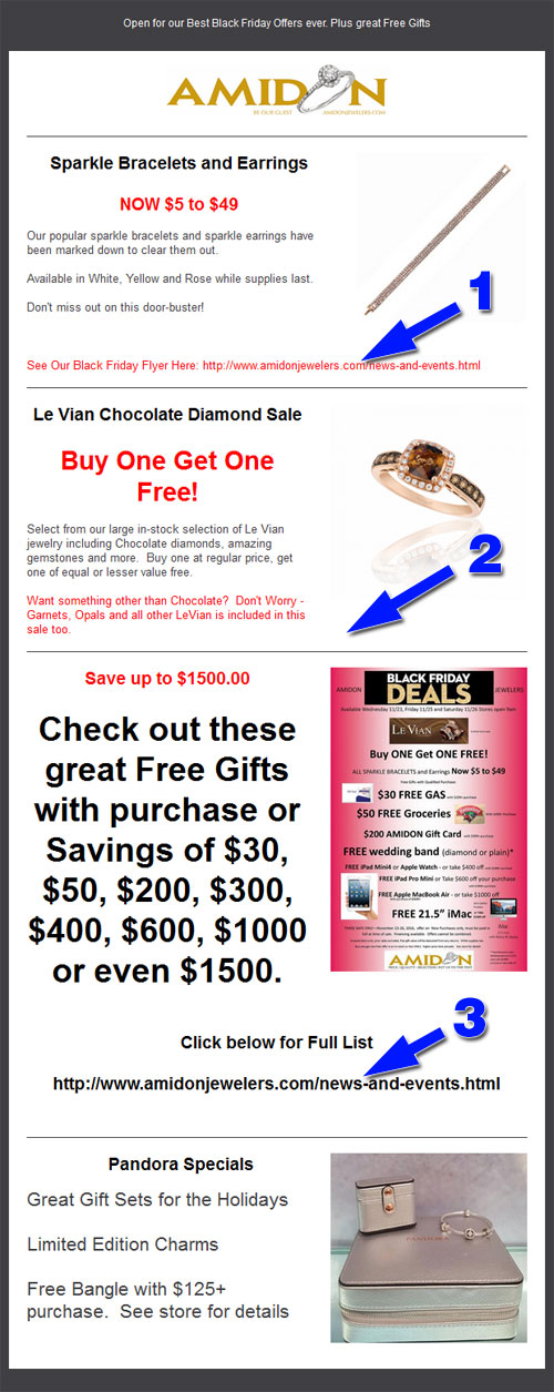 Amidon Jewelers Black Friday Email & Website Review 1532-amidon-email-reminder-76